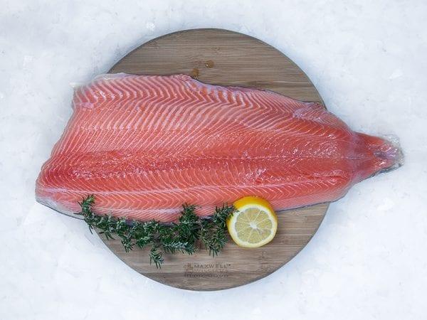 Salmon side