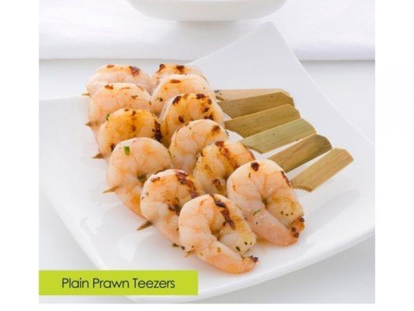 Plain Prawn teezer