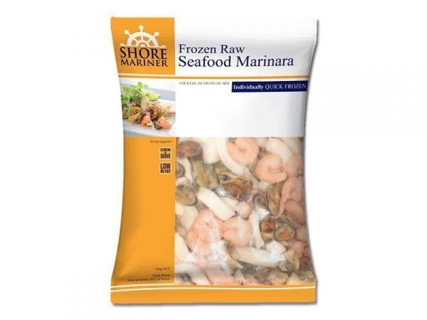Seafood marinara 500g