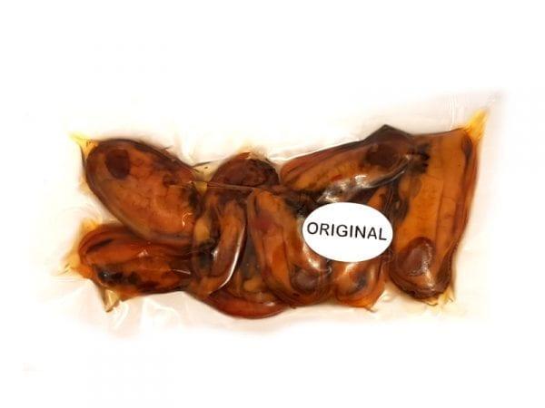 Smoked mussels original