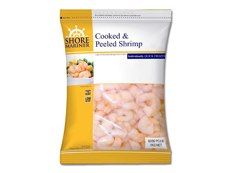 Cooked Prawn Cutlets 60 90 1kg Egmont Seafoods